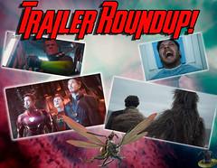 Last Week's Trailer Roundup! (AntMan3001) Tags: trailer avengers infinity war han solo deadpool venom