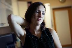 KitchenPortrait (BphotoR) Tags: beauty meautiful portrait daughter pose eyes face light kitchen bphotor