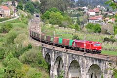 Redondela (REGFA251013) Tags: tramesa takargo comsa tren train lineavigomonfortedelemos comboio portugal españa internacional