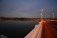 Galicia puente de la isla de arousa (Ismael Owen Sullivan) Tags: galicia foto fotografia nature nikon isla de arousa travel sea sky horizont horizonte landscape