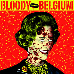 2013_VA_Bloody_Belgium_2013 (Marc Wathieu) Tags: rock pop vinyl cover record sleeve music belgium coverart belgique pochette cd indie artwork vinylcover sleevedesign