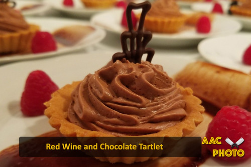 """Red Wine and Chocolate Tartlet • <a style=""""font-size:0.8em;"""" href=""""http://www.flickr.com/photos/159796538@N03/26594002748/"""" target=""""_blank"""">View on Flickr</a>"""