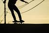 Longboarding at sunset (Josesaoy) Tags: longboard deportes longboarding sunset sports