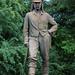 Statue of David Livingstone, Victoria Falls
