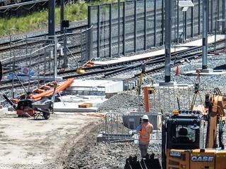 CBD & South East Light Rail - Lilyfield Maintenance Facility - Update 17 January 2018 (3)