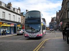 37273 (Callum's Buses and Stuff) Tags: princesstreet bus volvo buses gemini first wright edinburgh edinburghbus firstinedinburgh 43 southqueensferry busesb9tl b9tl b9tlvolvo geminib9tl b9
