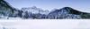 Fusine (Fil.ippo) Tags: fusine lake lago friuli inverno winter freddo cold ice ghiaccio landscape water acqua panorama filippobianchi filippo smartphone cellulare honor photomerge alberi tree pini abeti tarvisio