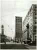 Fotomontaggio d'epoca con una versione dei palazzi nuovi della Torre Snia a San Babila 1934-35 (Milàn l'era inscì) Tags: urbanfile milanl'erainscì milano milan oldpicture milanosparita vecchiefoto sanbabila