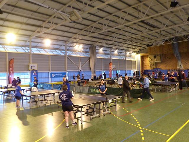 CR Tennis de Table Salaise-sur-Sanne (38) - 21/01/2018