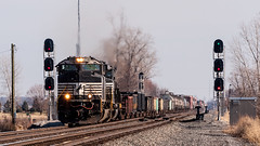 Trip to Oak Harbor-5753 (DNO_Dennis) Tags: cp268 ns ns2746 ns6970 norfolksouthern ohio rockyridge sd70m2 sd60e westbound