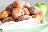 Frittelle di carnevale con uvetta al marsala e mele (Le delizie di Patrizia) Tags: frittelle di carnevale con uvetta al marsala e mele le delizie patrizia ricette dolci dessert