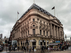 London Pavilion 8247 (stagedoor) Tags: london westminster piccadillycircus londonpavilion building architecture olympus omdem1mkii copyright ondon city glc greaterlondon londonboroughofwestminster capital england uk outside exterior facade