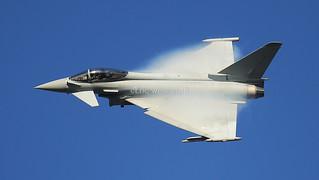 ZK343  TYPHOON  RAF