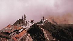 mount fanzipan (hmong135) Tags: fanzipan sapa summit highestpeak vietnam