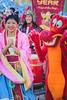 IMG_9401 (Catarina Lee) Tags: lunarnewyear disney disneyland dca dancer character mulan mushu performer drums paradisepier californiaadventure