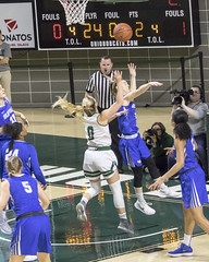 1002921 (jet45701) Tags: ohio university womens basketball vs buffalo 1172018 convo