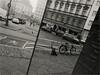 Dogs & Döner  [explored] (.Dirk) Tags: berlin olympusep3 mzuiko1220 street bnw bw sw mft m43 prime schöneberg hund dog imbiss snackbar kebab kebap reflexion reflection