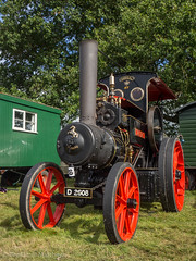 Malpas 2017 (Ben Matthews1992) Tags: malpas 2017 rally show cheshire england britaih old vintage hostoric preserved preservation vehicle transport traction steam engine historic 1906 aveling portr tractor dougal 6021 d2608 5ton