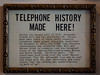 Telephone History Made at Conway, NH Train Station (Joey Hinton) Tags: olympus omd em1 1240mm f28 conway new hampshire mft m43 microfourthirds railroad