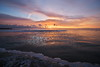 Bronte Beach (Gavin Edmondstone) Tags: brontebeach lakeontario sunrise ice oakville ontario laowa75mm ultrawideangle