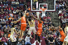 Men's Basketball vs Syracuse (Jacob Gralton) Tags: fsu ncaa syracuse basketball dunk college sports photography
