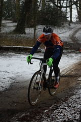 DSC_0048 (sdwilliams) Tags: cycling cyclocross cx misterton lutterworth leicestershire snow