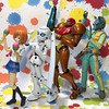 TGIF (Sasha's Lab) Tags: rin hoshizora 星空凛 teen girl drossel fireball robot gynoid cyborg samus aran metroid greedo star wars figma action figure maracas happy friday