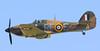 Hawker Hurricane (Steve G Wright) Tags: hurricane hawkerhurricane aircraft airshow airdisplay aviation display duxford duxairshows flyingdisplay ww2