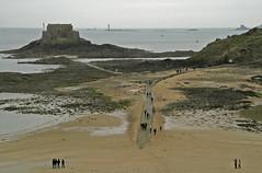 Fort du Petit Bé -Saint Malo (Alphonso Mancuso) Tags: fort fortaleza castillo playa bretaña saint malo francia france