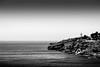 Farol de Sta Marta, Cascais (fabiobnbatista) Tags: bnw blackandwhite blancoenegro pretoebranco sea lighthouse farol cascais