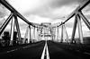 Silver jubilee bridge (priceycles) Tags: bridge blackandwhite bnw widnes runcorn architecture