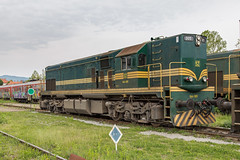 SZ 644  005 depot Maribor (Hans Wiskerke) Tags: marburganderdrau upravnaenotamaribor slovenië si