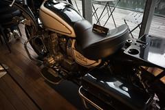 POLICE 1000 in the Kawasaki Showroom (Okera) Tags: 2018 28mm colorskopar m10 散策
