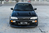 Ford Escort RS Cosworth (lu_ro) Tags: ford escort rs cosworth hot hatch rally speed amarcord sony a7 50mm samyang monza eni circuit trackday italy italia hoya