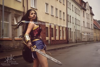 Wonder Woman in World War