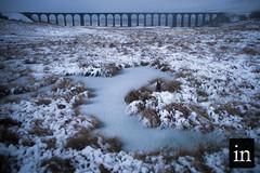 Ribblehead Viaduct (mooseadventure) Tags: yorkshiredales yorkshire ribblehead ribbleheadviaduct snow frozen