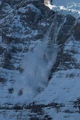 Lawine - Staublawine am Schneehorn - Schneehoren ( BE - 3`400 m - Berggipfel Berg montagne montagna mountain ) in den Berner Alpen - Alps im Berner Oberland im Kanton Bern der Schweiz (chrchr_75) Tags: hurni christoph chrchr75 chriguhurni februar 2018 schweiz suisse switzerland svizzera suissa swiss albumzzz201802februar albumregionthunhochformat thunhochformat hochformat kantonbern kanton bern