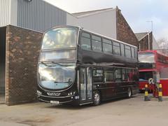 Go North East 6149 (LJ62 KBY). Saltmeadows Road Depot, Gateshead (captaindeltic55) Tags: