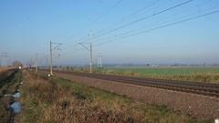 Züge in Plewiska westlich von Posen (vsoe) Tags: eisenbahn bahn züge railway railroad train engine lok polen polska poland posen poznan video hd pkp lotos