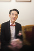Groom, my bro (daniellih) Tags: 2017 december taiwan taichung freelensing freelens canonbody nikonlens daniellih wedding marriage engagement taiwanesewedding 婚禮 訂婚 tradition ring bride people portrait action ceremony engagementceremony ringceremony gift jewelry exchange bridal bouquet bridalbouquet flower groom