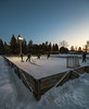 Go out and play (Frédéric T. Leblanc) Tags: quebec canada french winter hiver froid neige snow cold sky sunset sun blue blueness cinema cinematic light tones canon 5d mk3 mark3 mkiii markiii teen teenager amateur fun vibe play outside outdoor folk moment capture