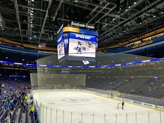 Scottrade Center (kielman316) Tags: stlouis stlouisblues blues stl hockey nationalhockeyleague colorado avalanche scottradecenter scoreboard