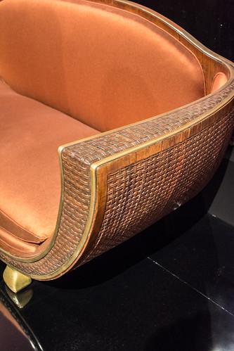 Canapé Gondole detail 01 - Marcel Coard