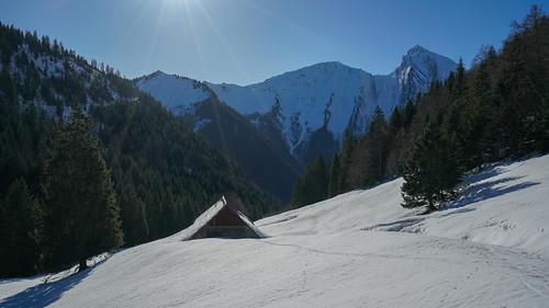 2018-01-13 (01) @Vallon d'Orgeval ---}Mont Pécloz