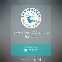 Are you on #vero? http://get.vero.co/vero (Skywalker Adventure Builders) Tags: high ropes course zipline zipwire construction design klimpark klimbos hochseilgarten waldseilpark skywalker