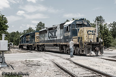 CSX 6296 | EMD GP40-2 | CSX PD Subdivision (M.J. Scanlon) Tags: business co4398 csx csx6296 csxm733 csxpdsubdivision csxt csxt6296 canon cantonment capture cargo chesapeakeohiorailway chessie commerce digital emd eos engine florida freight gp402 haul horsepower local locomotive logistics mjscanlon mjscanlonphotography m733 merchandise mojo move mover moving outdoor outdoors photo photograph photographer photography picture rail railfan railfanning railroad railway scanlon sky steelwheels super track train trains transport transportation tree wow csx2726 cr8068 pc8068 gp382 csx2014 gp383 cr pc conrail penncentral geep csxt2726 csxt2014 pdsub csxpdsub