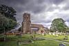 St James Church, Little Paxton, Cambridgeshire. (MarkWoods2) Tags: churchphotos photosofchurches churchtower churchsteeple britishchurches englishchurches villagechurch headstones gravestones markwoodsphotography church village