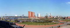 20180223-02 Rotterdam South looking to centre (SeimenBurum) Tags: rotterdam architecture panorama