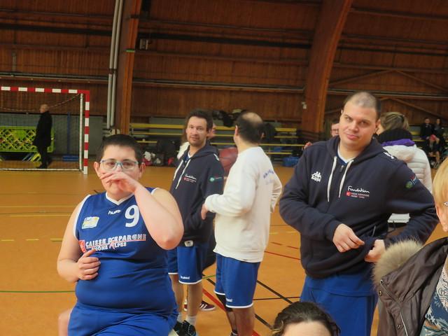 Plateau Basket Saint Etienne - 13/01/2018