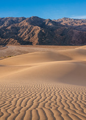 Tens of Millions of Years (DEARTH !) Tags: california dunes landscape desert nationalpark ripples deathvalleynationalpark dearth america sanddunes deathvalley nps